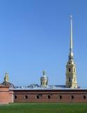 крепость Паыль peter s Стоковая Фотография
