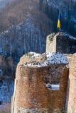 крепость Румыния s Дракула стоковое изображение