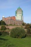крепость северная Стоковые Изображения RF