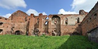 крепость средневековая Стоковые Фото