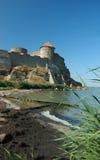 крепость старая Украина belgorod dnestrovsky Стоковые Изображения RF