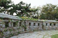 крепость старая стоковая фотография