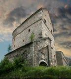 крепость старая Стоковое Изображение RF