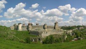 крепость старая Стоковое Изображение