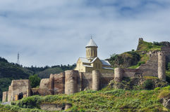 крепость старая Стоковая Фотография RF