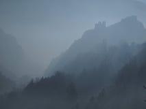 крепость Стоковая Фотография RF
