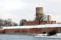 крепость Стоковые Фотографии RF