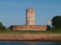 крепость Стоковое Фото