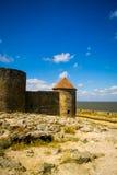 Крепость Akkerman, Белгород-Dnestrovsky, Украина Стоковые Фотографии RF