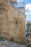 Крепость Ananuri Стоковые Изображения