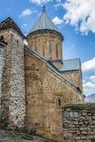 Крепость Ananuri Стоковая Фотография RF