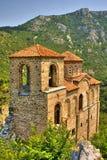крепость assen Болгарии Стоковое Изображение RF
