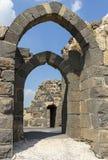 Крепость Belvoir Стоковые Изображения