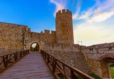 Крепость Beograd - Сербия Kalemegdan стоковые изображения