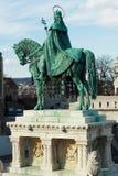 крепость budapest стоковое фото