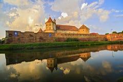 Крепость Fagaras Стоковое фото RF