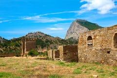 крепость genoese Стоковое Изображение