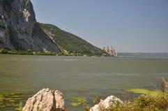 Крепость Golubac Стоковая Фотография RF