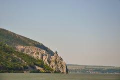 Крепость Golubac Стоковые Изображения RF
