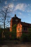 крепость heidelberg стоковые изображения