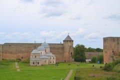 Крепость Ivangorod Стоковая Фотография RF