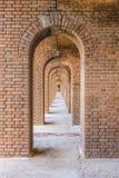 Крепость Jefferson форта Стоковое Фото