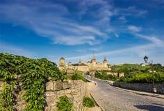 Крепость Kamenetz-Podolsk Стоковые Фотографии RF