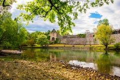 Крепость Kastel Стоковое Изображение