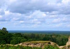 Крепость Koporye Стоковое Изображение RF