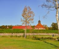 Крепость Korela Стоковые Фото