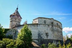 Крепость Munot Стоковая Фотография RF