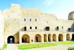 Крепость Neamt - Румыния Стоковые Изображения RF