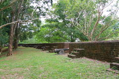 Крепость Noen Wong Стоковая Фотография