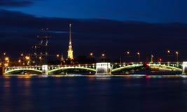 Крепость pavel Питера Стоковая Фотография RF