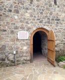 Крепость Peristera, Peshtera, Болгария Стоковое Изображение RF