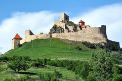 Крепость Rupea, Румыния стоковые фото