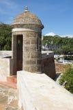 Крепость San Carlos Borromeo, Pampatar, Isla Маргарита Стоковые Изображения RF