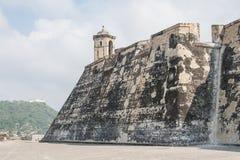 Крепость San Felipe de Barajas Стоковые Изображения