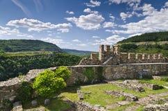 Крепость Tsarevets стоковые изображения rf