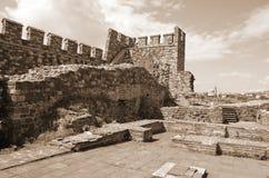 Крепость Tsarevets Стоковое Изображение RF