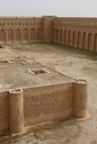 Крепость Ukhaidar Al, Ирак Стоковые Изображения RF