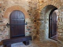 Крепость ului› NeamÈ стоковое фото