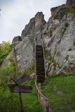 Крепость Urich Стоковая Фотография RF