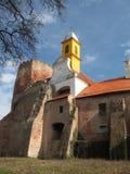 Крепость Valpovo стоковые изображения rf