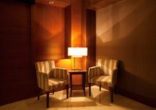 кресла ретро стоковые изображения rf