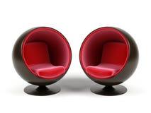 кресла 2 иллюстрация вектора