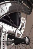 кресло-коляска крупного плана Стоковое фото RF