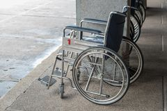 Кресло-коляска Стоковая Фотография RF