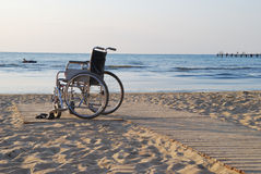 кресло-коляска Стоковые Фотографии RF