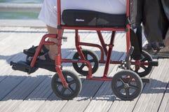 кресло-коляска Стоковое Изображение